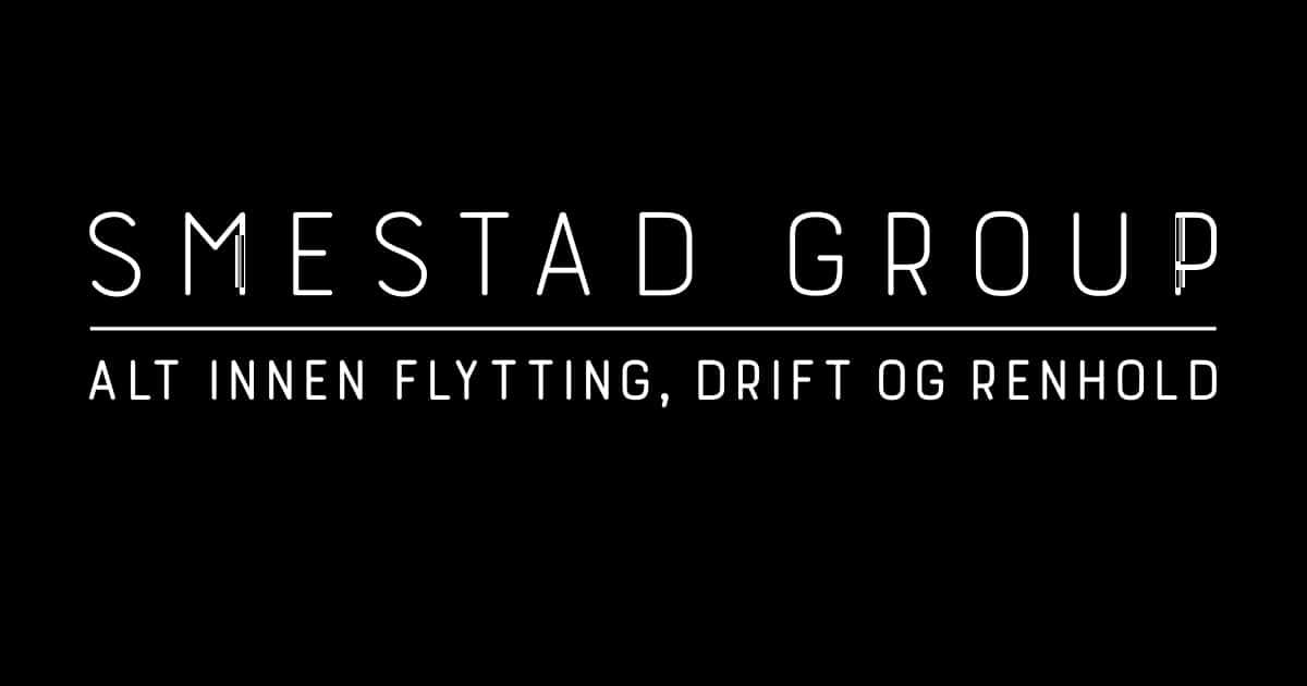 Smestad Group - Alt innen flytting, drift og renhold