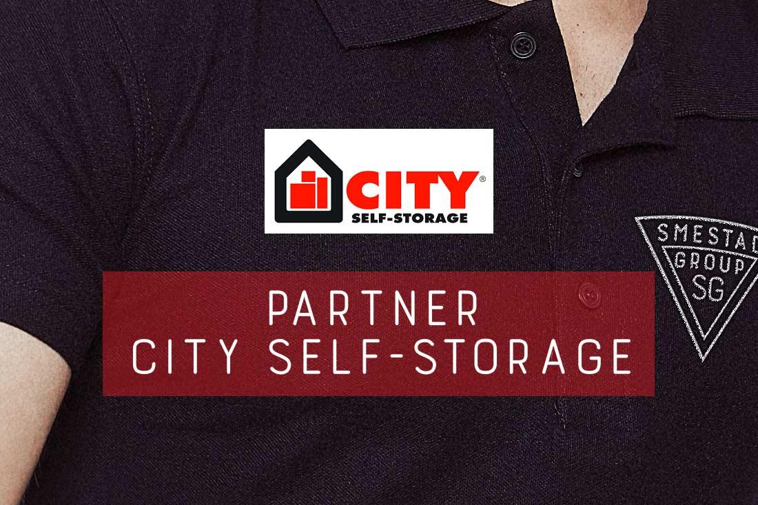 Smestad Group - Partner City Self-Storage