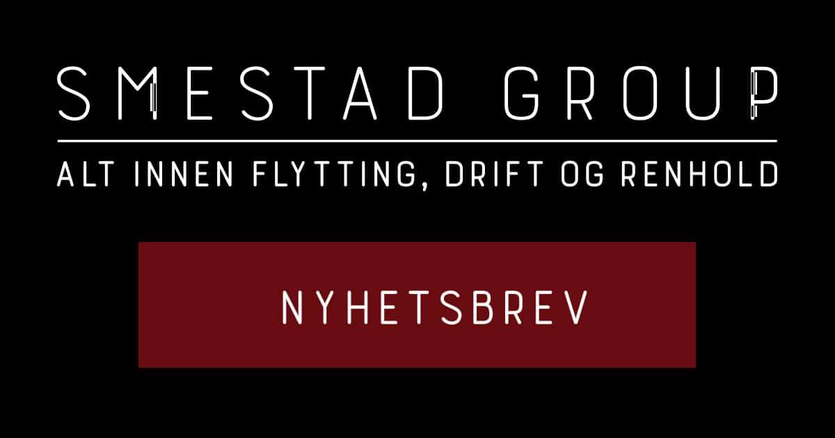 Smestad Group - Nyhetsbrev