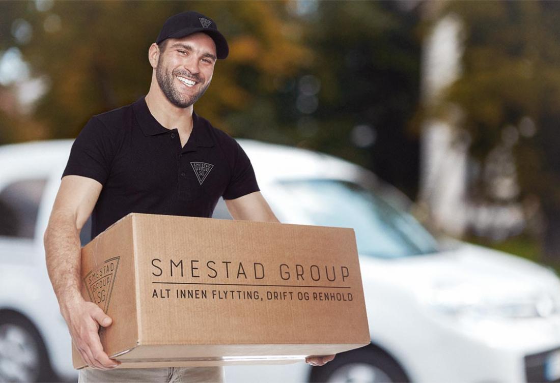 Smestad Group AS - Alt innen flytting, drift og renhold.