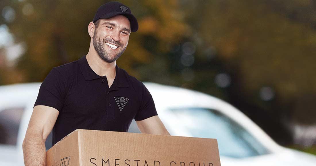 Smestad Group - Totalleverandør ved salg av eiendom. Flyttetjenester.