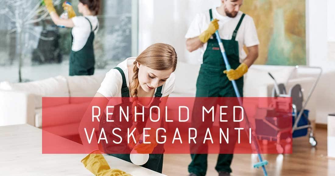 Smestad Group AS Totalleverandør ved salg av eiendom. Renhold.