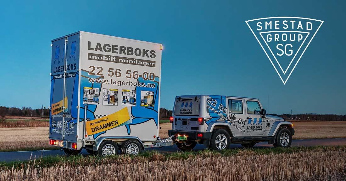 Smestad Group - Partner med Lagerboks