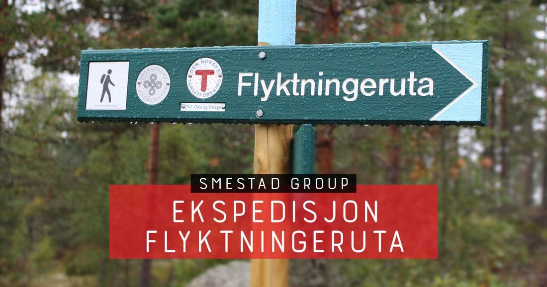 Smestad Group - Ekspedisjon Flyktningeruta