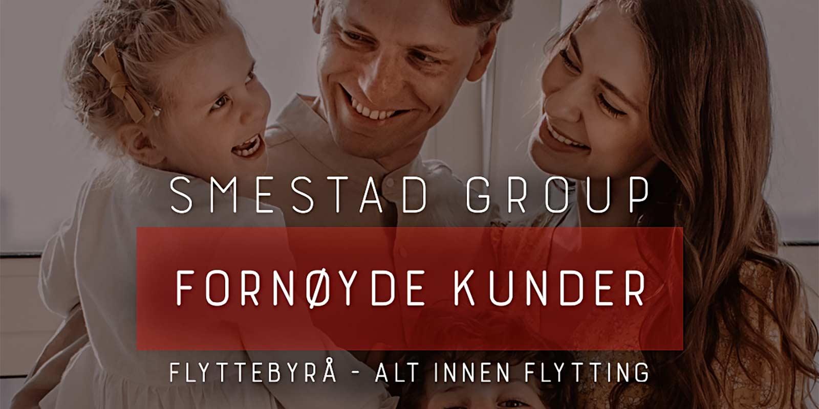 Smestad Group. Fornøyde kunder