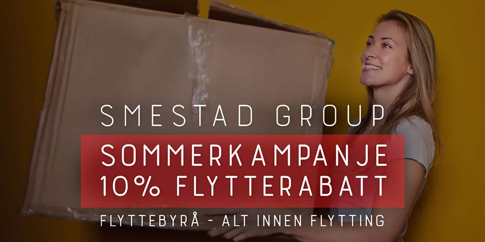 Smestad Group. Sommerkampanje