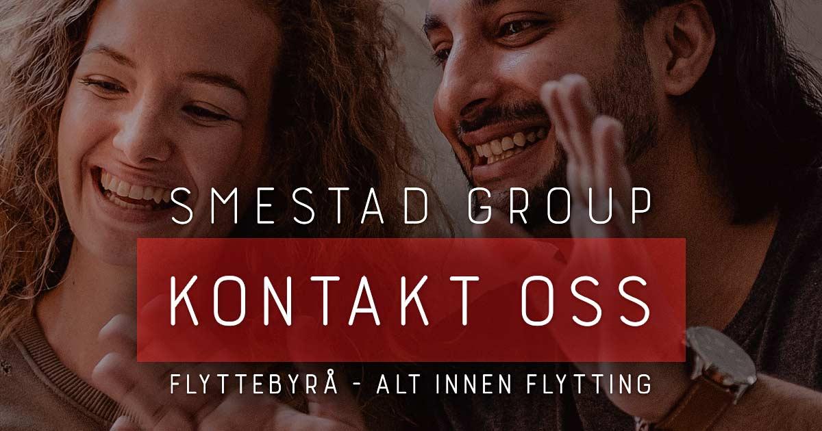 Smestad Group. Kontakt oss